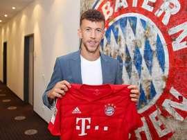 OFICIAL: Perisic é o novo reforço do Bayern. FCBayern