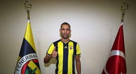 Islam Slimani jugará en Turquía. FenerbahçeSK