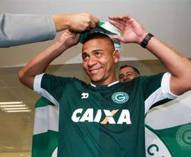 Walter tem contrato com o FC Porto até junho de 2019.GoiasEC