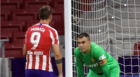 La máxima pena del Mallorca: 15 penaltis en contra y 14 goles. EFE