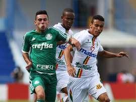 Sampaio Correa es el actual colista de la Serie B Brasileña. EFE