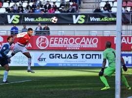 El Murcia no pudo con el San Fernando. RealMurcia
