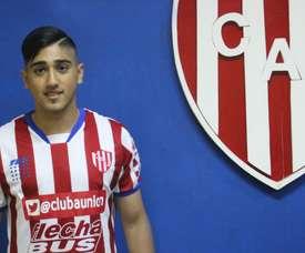 Guido Vadalá iba para estrella, pero se perdió por el camino. ClubAtléticoUnion