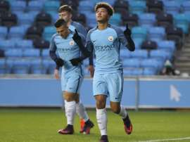 Sancho left City in August 2017. ManCity