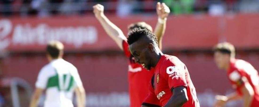 El Mallorca volvió a ganar. RCDMallorca