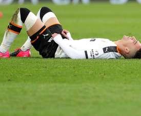 Valence perd beaucoup sans Rodrigo. EFE