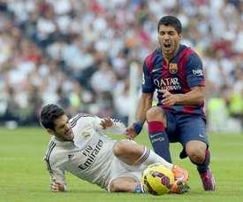 Benzema s'est laissé courtiser par Barcelone. EFE