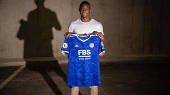 OFFICIEL : Leicester signe Patson Daka. LCFC