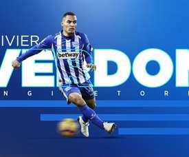 OFFICIEL : Olivier Verdon est un joueur d'Alavés. Deportivo Alavés