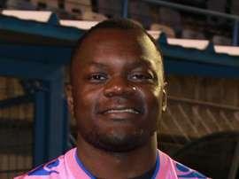 El difunto portero del Olympique Alès, en la foto oficial del equipo galo. Olympique-Ales-Cevennes