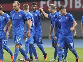El Dinamo Zagreb vuelve a ganar. Cooperativa