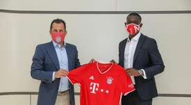 All the latest transfer news and rumours from 1st July 2020. Twitter/FCBayern