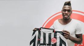 El lateral Da Costa ha firmado por el  Eintracht de Frankfurt hasta 2021. Eintracht