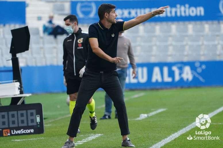 El Sabadell recibe la visita de Las Palmas en la jornada 13. LaLiga