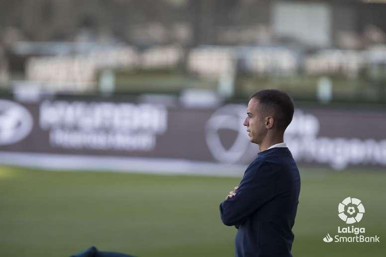 Borja entiende que se cuestione su puesto de entrenador. LaLiga