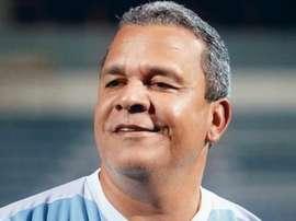 El entrenador brasileño Hélio Dos Anjos. Folhaz