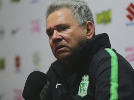 Hernán Darío Herrera pidió de nuevo perdón a la afición de Atlético Nacional. AtleticoNacional