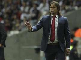 El ex entrenador de Chivas sale de nuevo a escena. Chivas