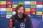 Pirlo parla in conferenza stampa. JuventusFC