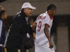Rionegro consiguió una nueva victoria en la Liga Águila II. RionegroAguilas