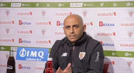 Villacampa reconoció la superioridad del Barça. AthleticClub