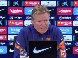 Rayo Vallecano y Barcelona se enfrentan en los octavos de Copa. Captura/BarçaTV