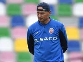 Leo Grozavu ha dicho adiós al Botosani. FCBotosani