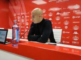 El Lugo recibe la visita del Girona. Captura/Facebook/CDLugo