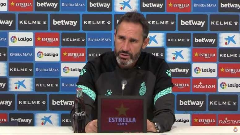 El Espanyol visita al Rayo. Captura/YouTube/RCDEspanyol
