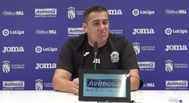 Sandoval habló sobre Aldair. Captura/YouTube/CFFuenlabrada