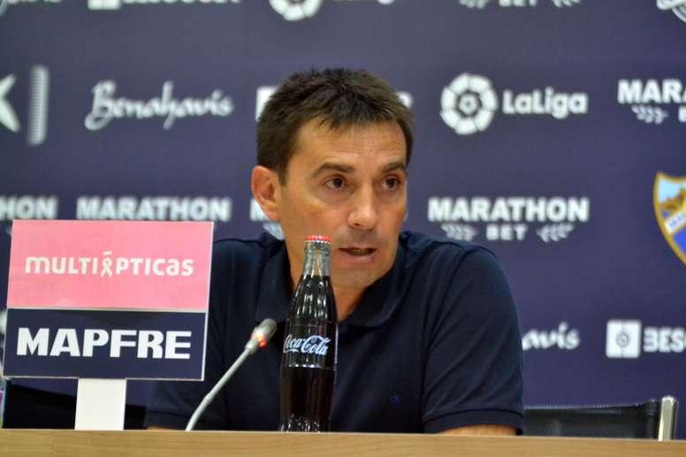 Garitano espera que el Leganés haga las cosas bien ante el Madrid. BeSoccer