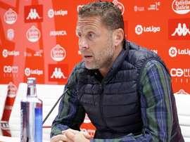 El Lugo recibe al Oviedo. Twitter/CDeportivoLugo