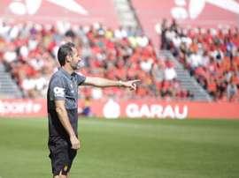 Le RCD Majorque de Vicente Moreno reste invaincu. RCD Mallorca