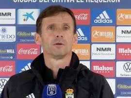 El Oviedo se enfrenta al Leganés. Captura/YouTube/RealOviedo