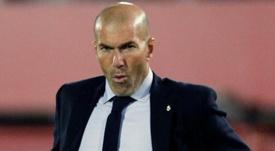 Et si Zidane n'était plus là, qui pourrait venir ? EFE