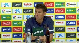 El Valencia cayó derrotado en La Cerámica. Captura/YouTube/LaLiga