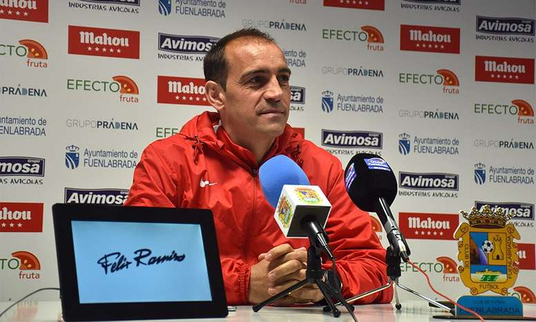 Eloy Jiménez dirigirá al Lugo hasta final de temporada. CFuenlabradaSAD