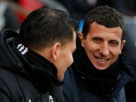 Javi Gracia is interested in bringing in the winger. AFP