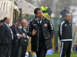 Manuel Machado se ha quedado sin equipo. CDNacional