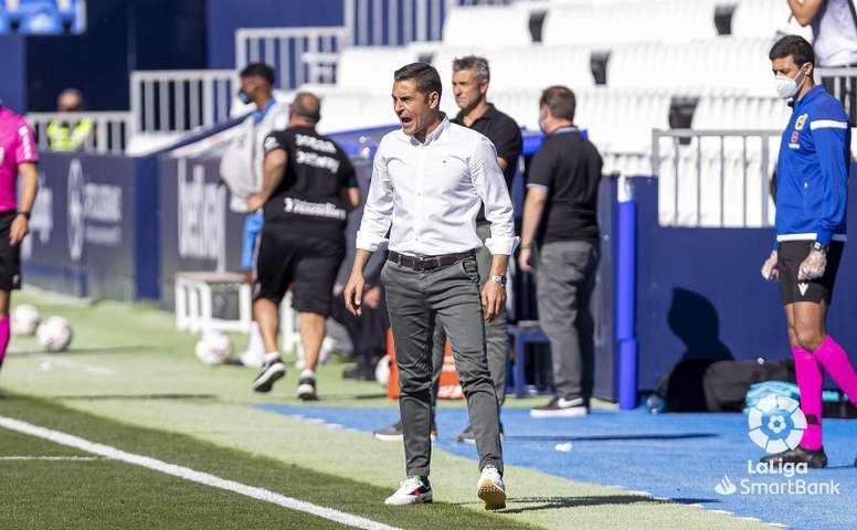 Francisco analizó el triunfo en el RCDE Stadium. LaLiga