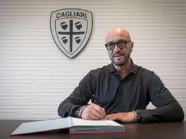 Officiel : Walter Zenga nouvel entraineur de Cagliari. CagliariCalcio