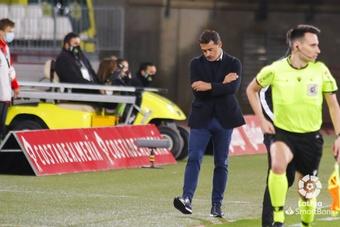 Luis García, dos partidos sancionado con el Mallorca. LaLiga