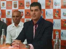 Los de Ismael Rescalvo ganaron a Deportivo Cali. EFE