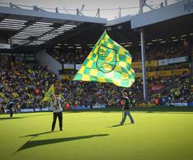 Marco Stiepermann is Norwich's latest signing. Canaries