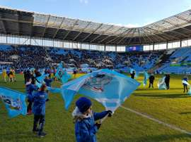 Coventry will be playing in League One next season. CoventryCity