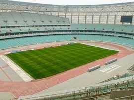 Bakú quiere una final. UEFA