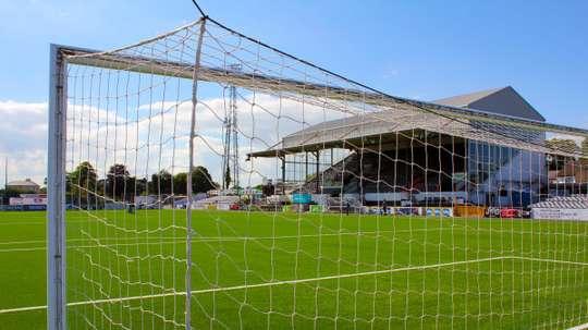El Dundalk se impuso al Cork por la mínima. DundalkFC