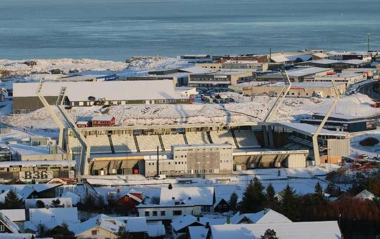 El fútbol volverá con varias particularidades en las Islas Feroe. Twitter