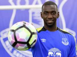Yannick Bolasie is excited to play alongside Wayne Rooney. YannickBolasie