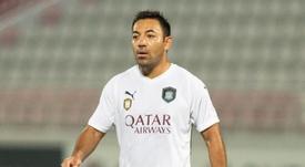 Fabián has left Al Sadd. Twitter/AlsaddSC